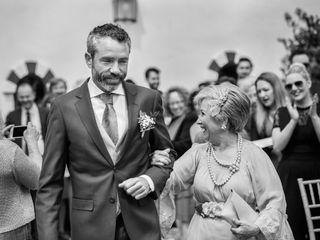 La boda de Laura y Tomás 1