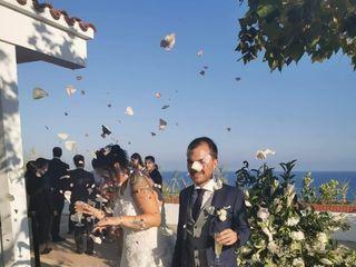 La boda de Tania  y Agustín  1