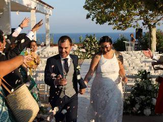 La boda de Tania  y Agustín
