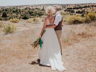 La boda de Laura y Margus