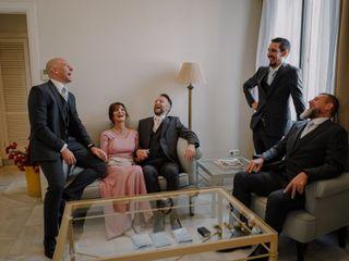 La boda de Almudena y Dylan 2