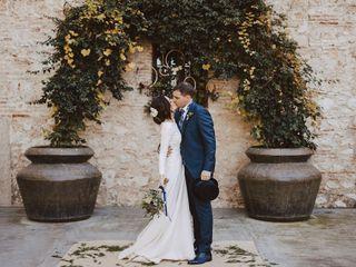 La boda de Adela y Juanjo