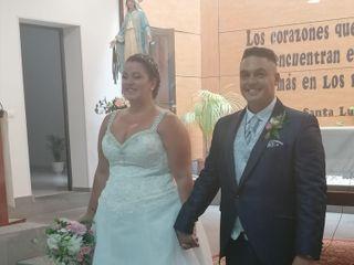 La boda de Christian  y Yani