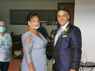 La boda de Christian  y Yani  3