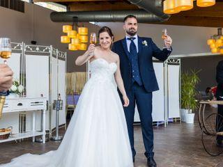 La boda de Katia y Ruben