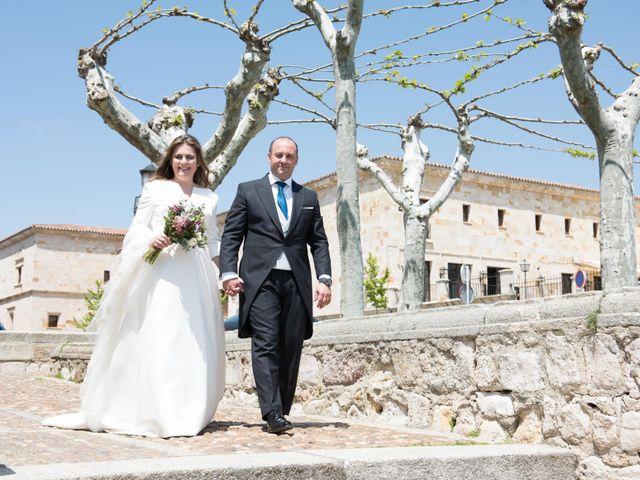 La boda de Jose Antonio y María en Zamora, Zamora 58