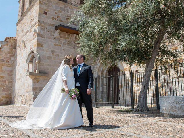 La boda de Jose Antonio y María en Zamora, Zamora 60