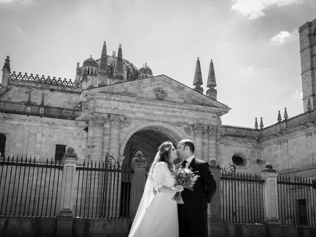 La boda de Jose Antonio y María en Zamora, Zamora 64
