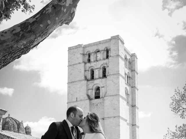 La boda de María y Jose Antonio