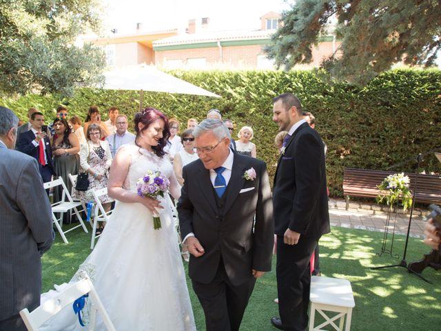 La boda de Rober y Mati en Arroyo De La Encomienda, Valladolid 4