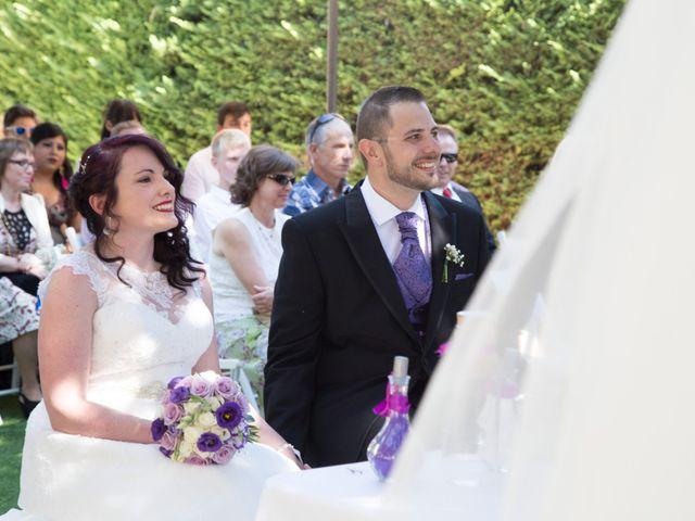 La boda de Rober y Mati en Arroyo De La Encomienda, Valladolid 6