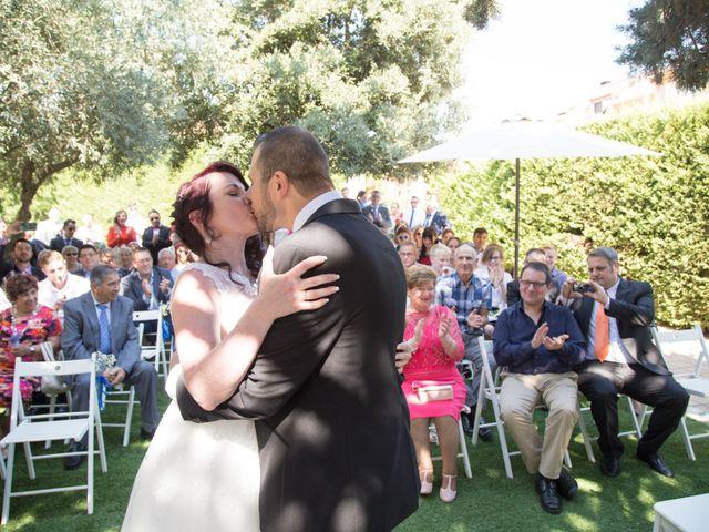 La boda de Rober y Mati en Arroyo De La Encomienda, Valladolid 7