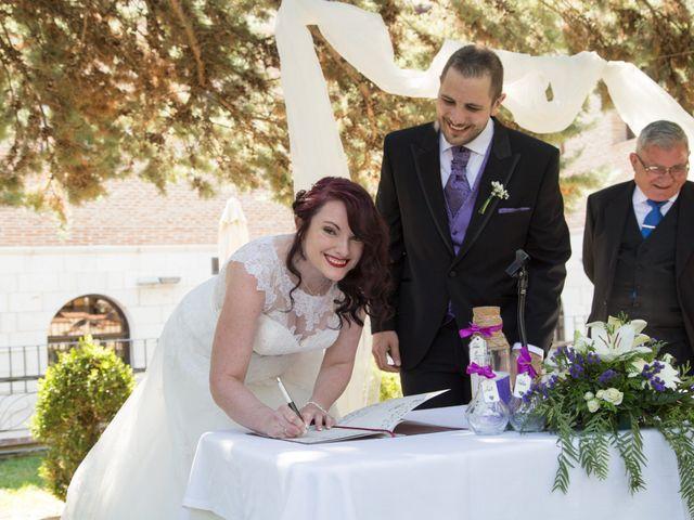 La boda de Rober y Mati en Arroyo De La Encomienda, Valladolid 8
