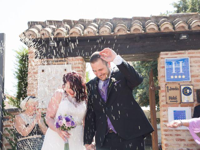 La boda de Rober y Mati en Arroyo De La Encomienda, Valladolid 9