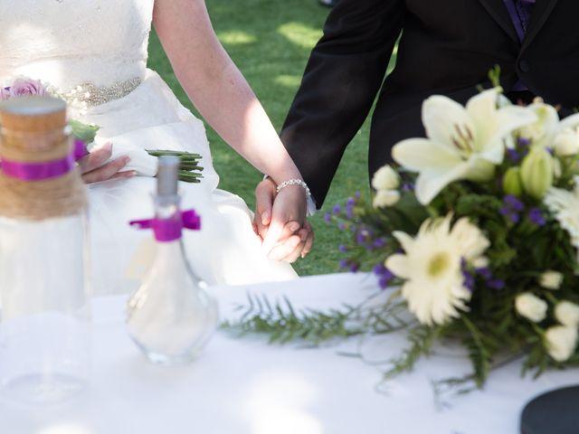La boda de Rober y Mati en Arroyo De La Encomienda, Valladolid 15