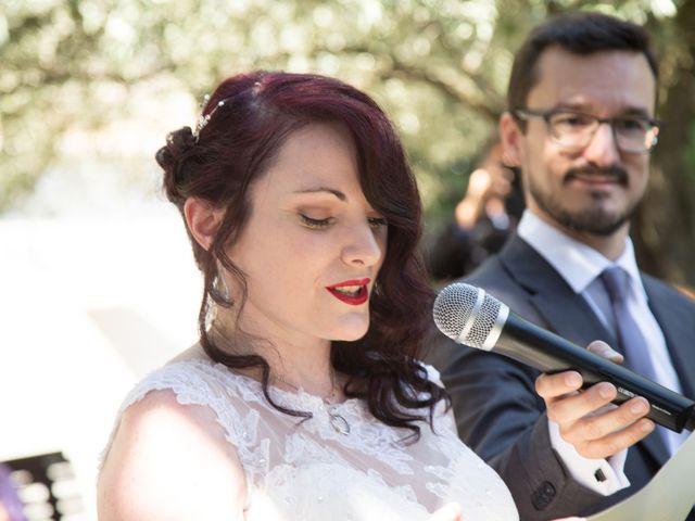 La boda de Rober y Mati en Arroyo De La Encomienda, Valladolid 18