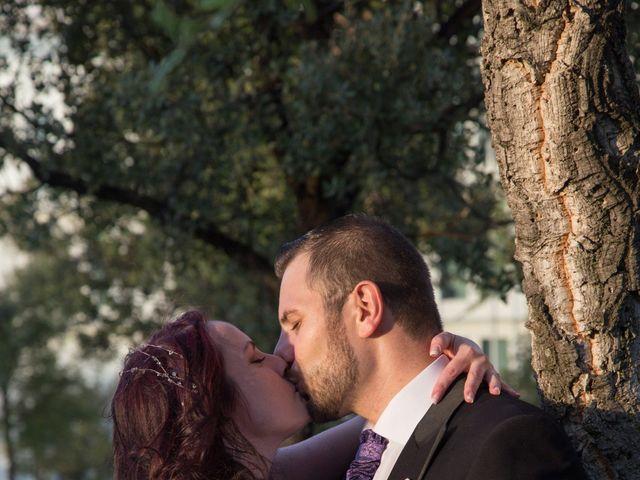 La boda de Rober y Mati en Arroyo De La Encomienda, Valladolid 19