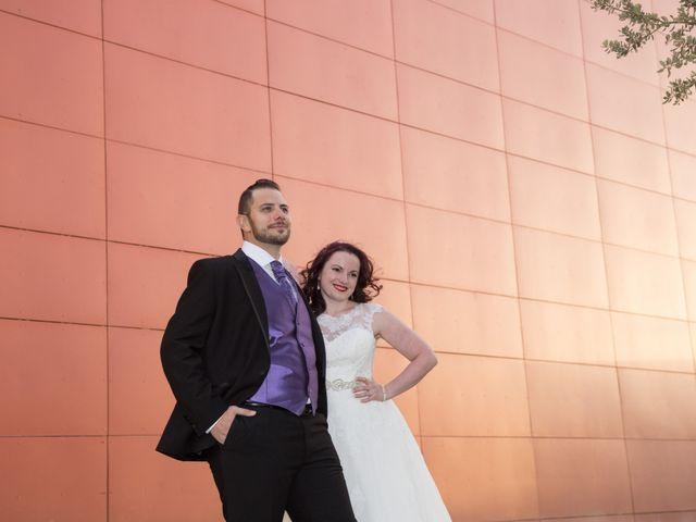 La boda de Rober y Mati en Arroyo De La Encomienda, Valladolid 20