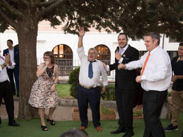 La boda de Rober y Mati en Arroyo De La Encomienda, Valladolid 21