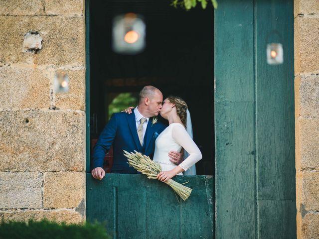 La boda de Paula y Maarten