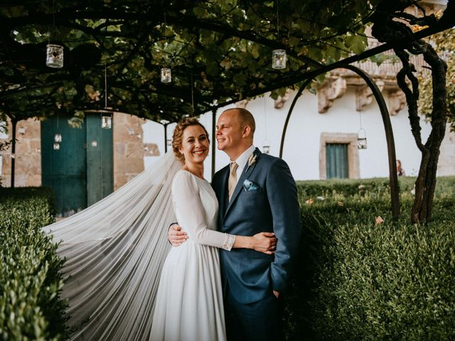 La boda de Maarten y Paula en A Coruña, A Coruña 45