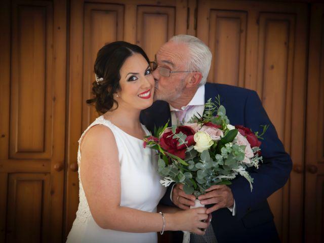 La boda de Juan y Helena en Alhaurin De La Torre, Málaga 31