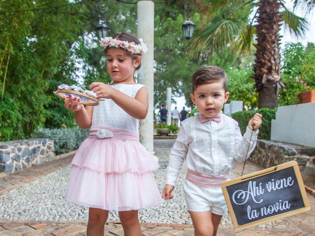 La boda de Juan y Helena en Alhaurin De La Torre, Málaga 37