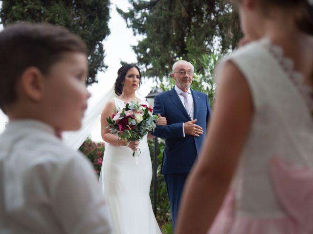 La boda de Juan y Helena en Alhaurin De La Torre, Málaga 38