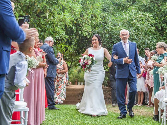 La boda de Juan y Helena en Alhaurin De La Torre, Málaga 42