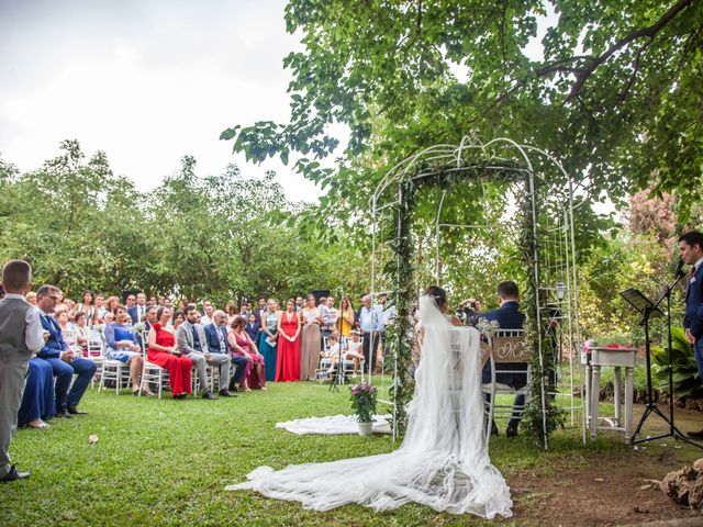 La boda de Juan y Helena en Alhaurin De La Torre, Málaga 48