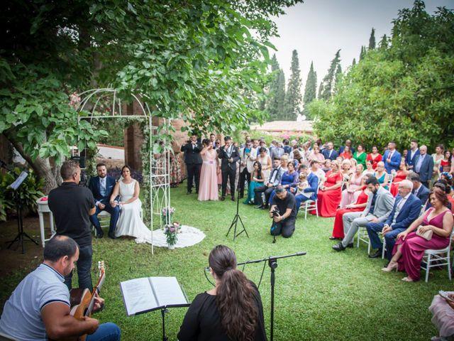 La boda de Juan y Helena en Alhaurin De La Torre, Málaga 57