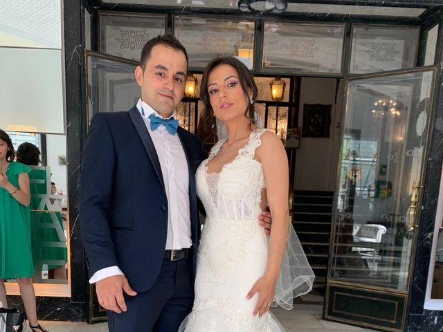 La boda de Tristán  y Roxana en Galapagar, Madrid 3