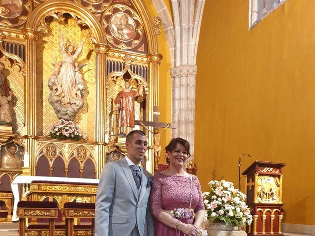 La boda de Tristán  y Roxana en Galapagar, Madrid 5