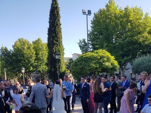 La boda de Tristán  y Roxana en Galapagar, Madrid 6