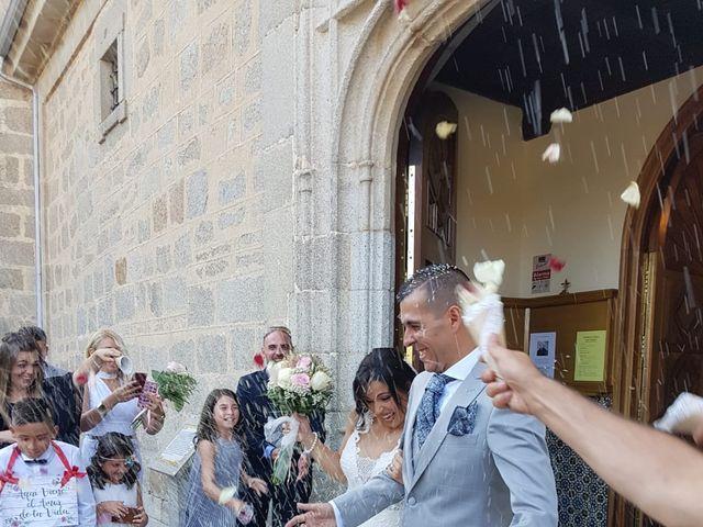La boda de Tristán  y Roxana en Galapagar, Madrid 7
