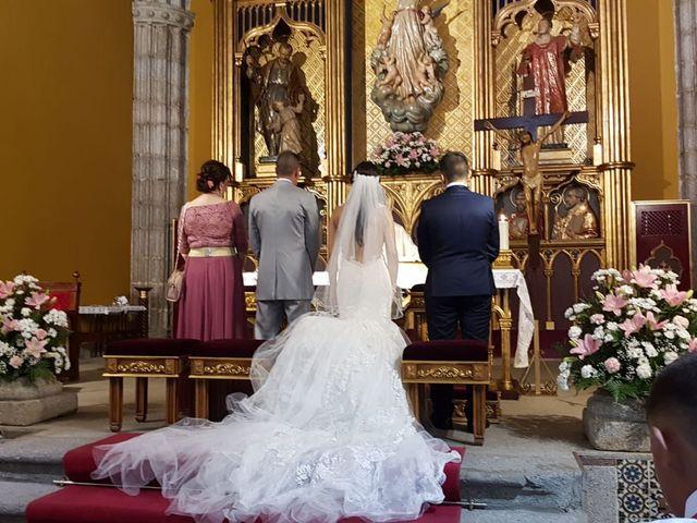 La boda de Tristán  y Roxana en Galapagar, Madrid 1