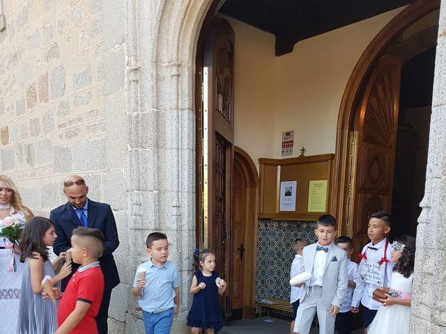 La boda de Tristán  y Roxana en Galapagar, Madrid 9