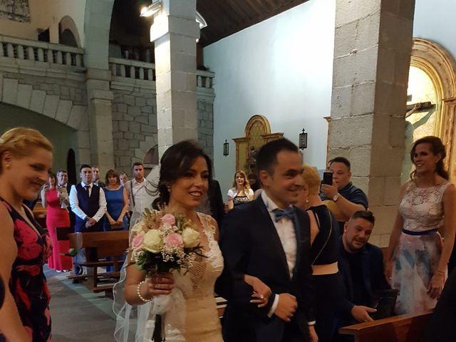 La boda de Tristán  y Roxana en Galapagar, Madrid 11