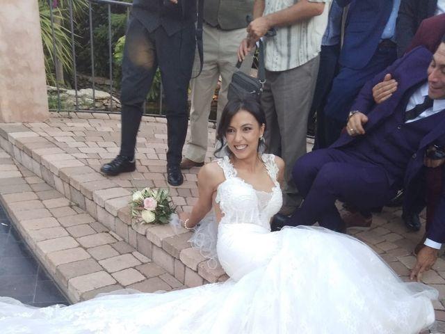 La boda de Tristán  y Roxana en Galapagar, Madrid 12