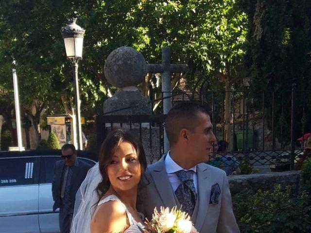 La boda de Tristán  y Roxana en Galapagar, Madrid 13