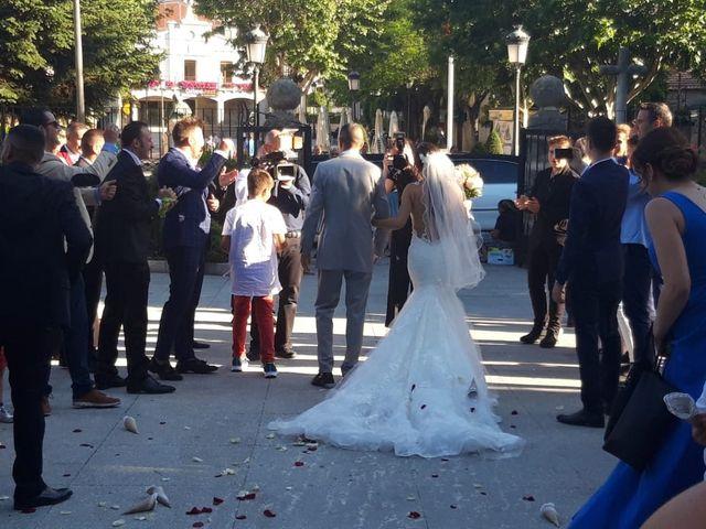 La boda de Tristán  y Roxana en Galapagar, Madrid 2