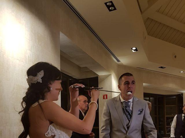La boda de Tristán  y Roxana en Galapagar, Madrid 14