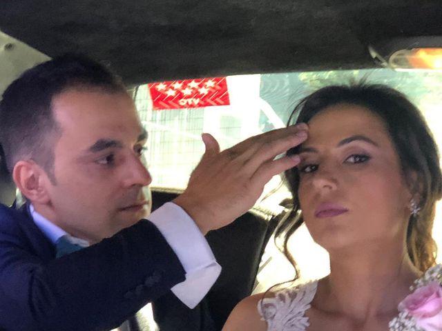 La boda de Tristán  y Roxana en Galapagar, Madrid 19