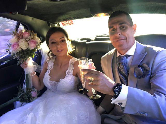 La boda de Tristán  y Roxana en Galapagar, Madrid 20