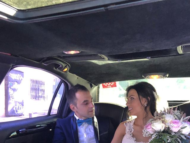 La boda de Tristán  y Roxana en Galapagar, Madrid 21