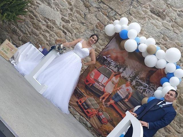 La boda de Lucy y Dario