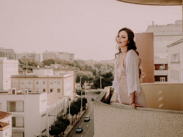La boda de Carlos y Cinta en Huelva, Huelva 25