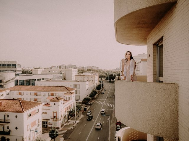 La boda de Carlos y Cinta en Huelva, Huelva 26