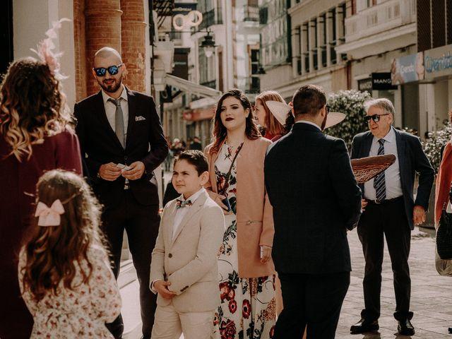 La boda de Carlos y Cinta en Huelva, Huelva 42