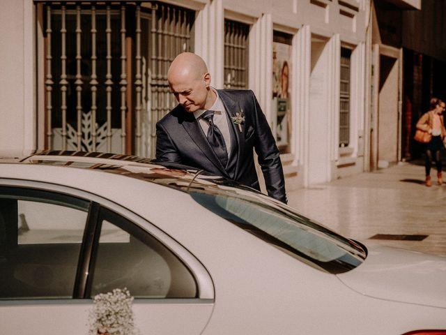 La boda de Carlos y Cinta en Huelva, Huelva 45